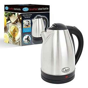 Quest Large Capacity Cordless Kettle £13.86 (Prime) £18.61 (Non Prime) @ Amazon