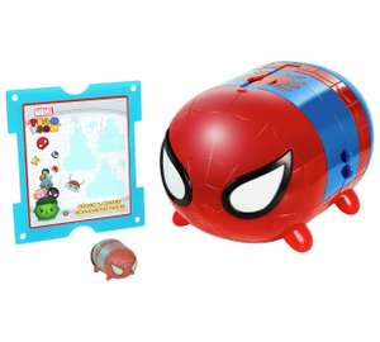 Marvel Tsum Tsum Spider-man Stack 'N Display Set. Better than half price. - £13.99 @ Argos