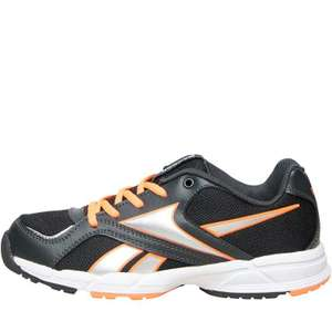 Reebok Almotio Junior/Womens Neutral Running trainers - £7.99 + £4.49 P&P @ M&M Direct