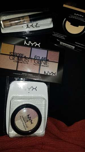 NYX cosmetics from £1.99 instore @ B&M