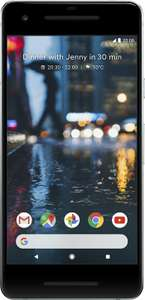 Google Pixel 2 64GB Black or White £115 up front cost (using code VC10OFF) - Vodafone Unlimited Mins & Texts 1GB Data - £18 per month (24 month contact) - £547 total cost @ Mobiles.co.uk