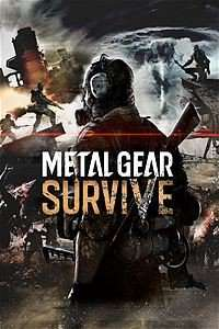 Metal Gear Survive PC (steam activated) - £23.99 @ CDKeys