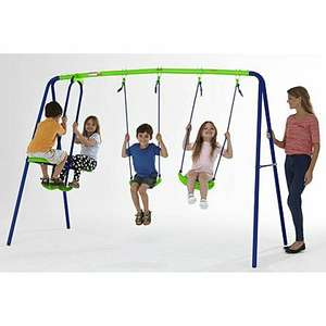 Multi play kids swing set @ Asda - £40 (plus £2.95 C&C)