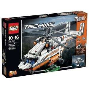 Lego Technic 42052 Heavy Lift Helicopter, at Tesco Ebay, delivered - £63.50
