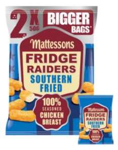 Southern Fried Chicken Fridge Raiders £1 x2 Pack @ Asda
