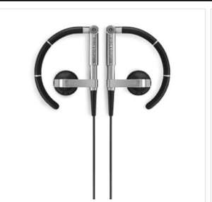 BANG & OLUFSEN A8 EARPHONES - BLACK/ALUMINIUM , free delivery - £74.99 @ IWOOT