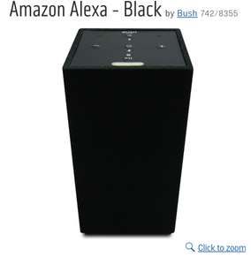 Bush Wireless Speaker with Amazon Alexa £45.99 @ Argos