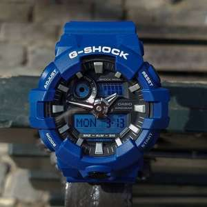 Casio G-Shock Men's Watch GA-700. Water resistant up to 200 m, Manu.Warranty 2 years - £59.98  @ Amazon