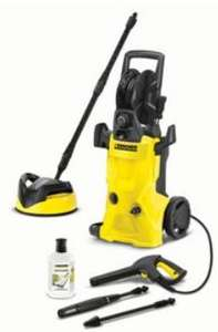 Karcher K4 premium home pressure washer £134.32 with code at Wickes - instore collection