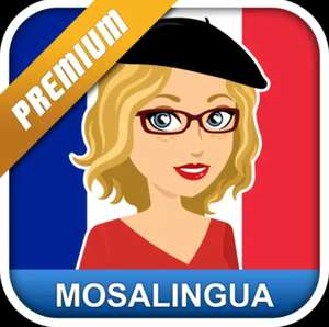 Learn French with MosaLingua - FREE was £4.99 @ Google Play Store