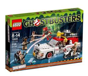 Lego Ghostbusters Ecto 1 & 2 Retired Set RRP £55 - £45 Del @ Tesco Ebay Outlet