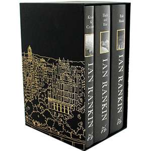 Ian Rankin - Rebus anniversary hardback book set £16 with code @ the works