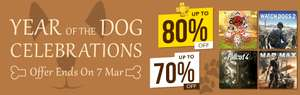 PlayStation Year of the Dog Sale and EA Sale at PSN Store Indonesia: Watchdogs 2, Fallout 4, Mad Max, Evil Within, FIFA 18, Mass Effect, Sims 4, Need for Speed, Battlefront 2 and MORE from £5.94