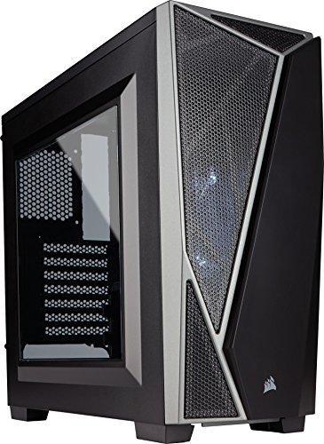 Corsair Carbide Series SPEC-04 Windowed Mid-Tower ATX  Computer Case - Black/Grey, £39.99 @ Amazon