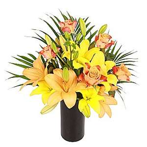 15% off Aztec Sun Bouquet with code FEBAZTEC @ Serenata Flowers