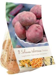 Seed Potatoes 8 per pack 99p at Lidl