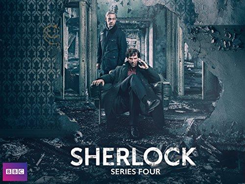Sherlock Season 4 HD - £6.99 @ Amazon Video