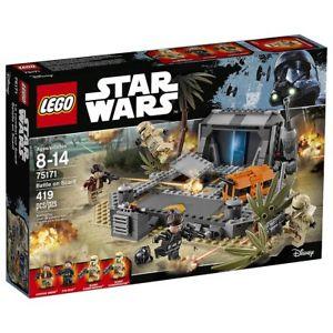 Lego 75171 Star Wars Battle On Scarif - £38.50 at Tesco on eBay 30% Off