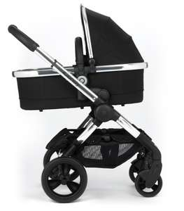iCandy Peach Stroller with Carrycot - Black Magic 2 - £689 at littleangelsprams.co.uk