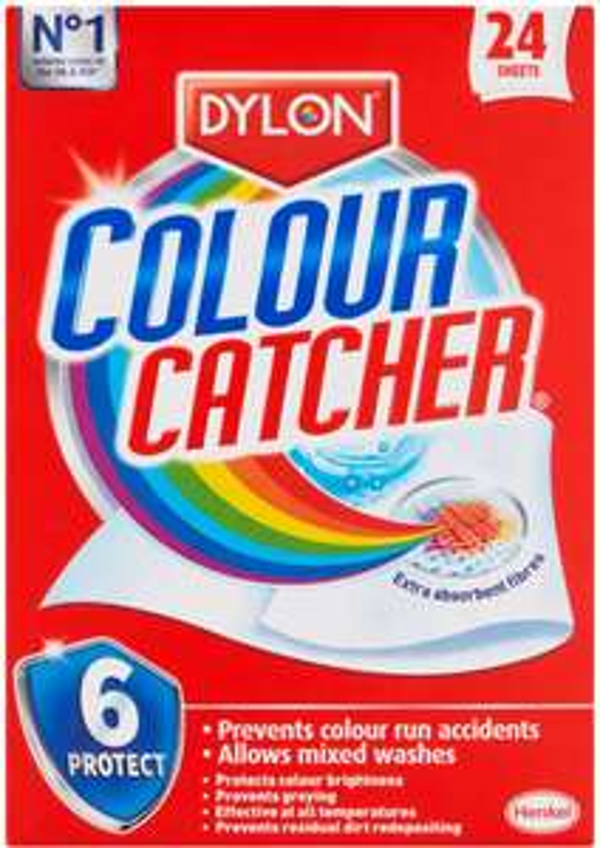 Dylon Colour Catcher (24 sheets) - £2 @ ASDA