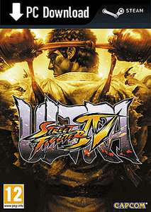 Ultra Street fighter 4 (PC) download £5.75 @ GAME