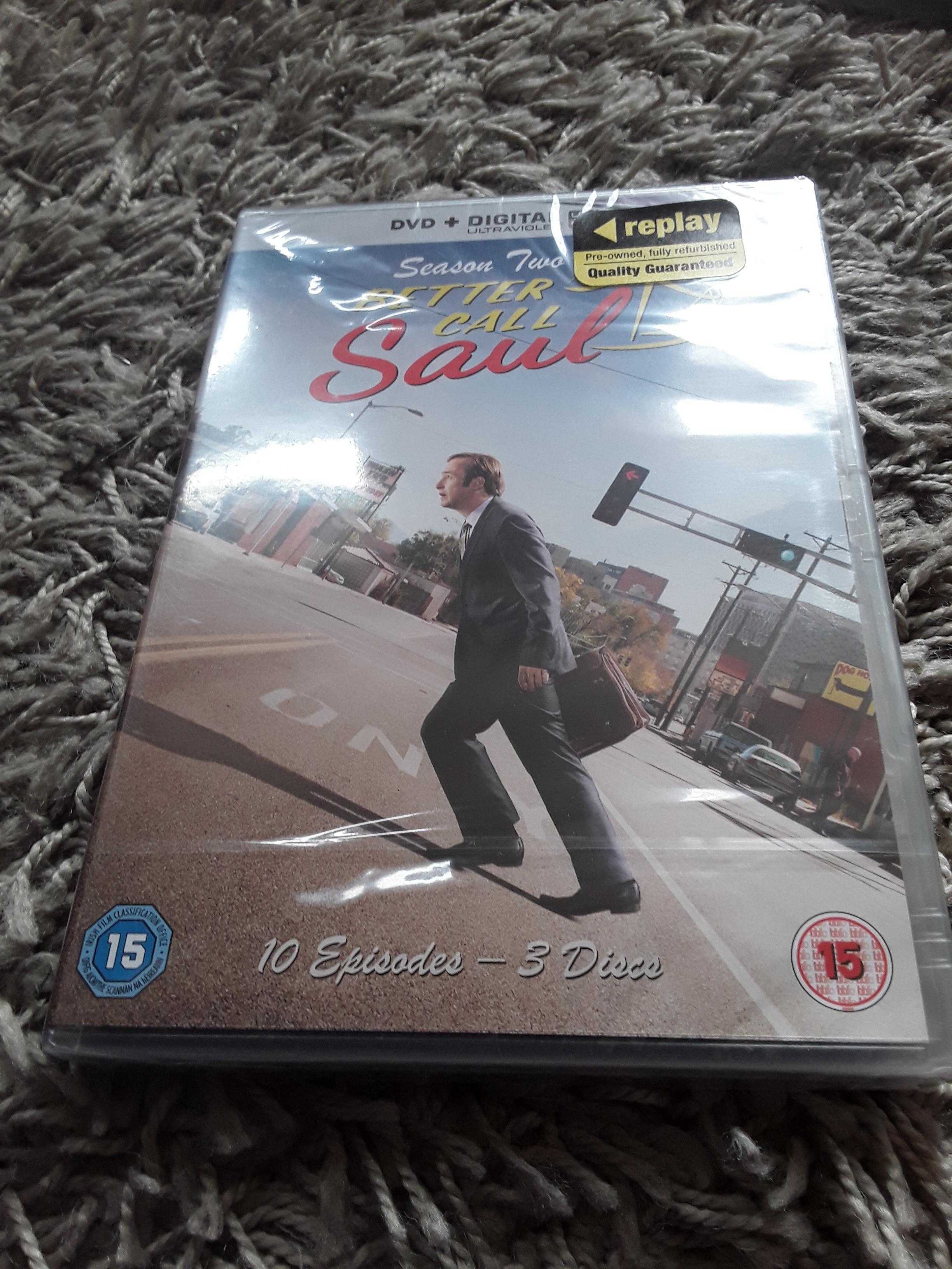Better call Saul Season 2 - £1 @ Poundland Meadowhall & Barnsley
