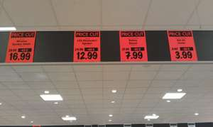 LIDL Price Cut - Halifax Road, Sheffield - See OP for list - UPDATED