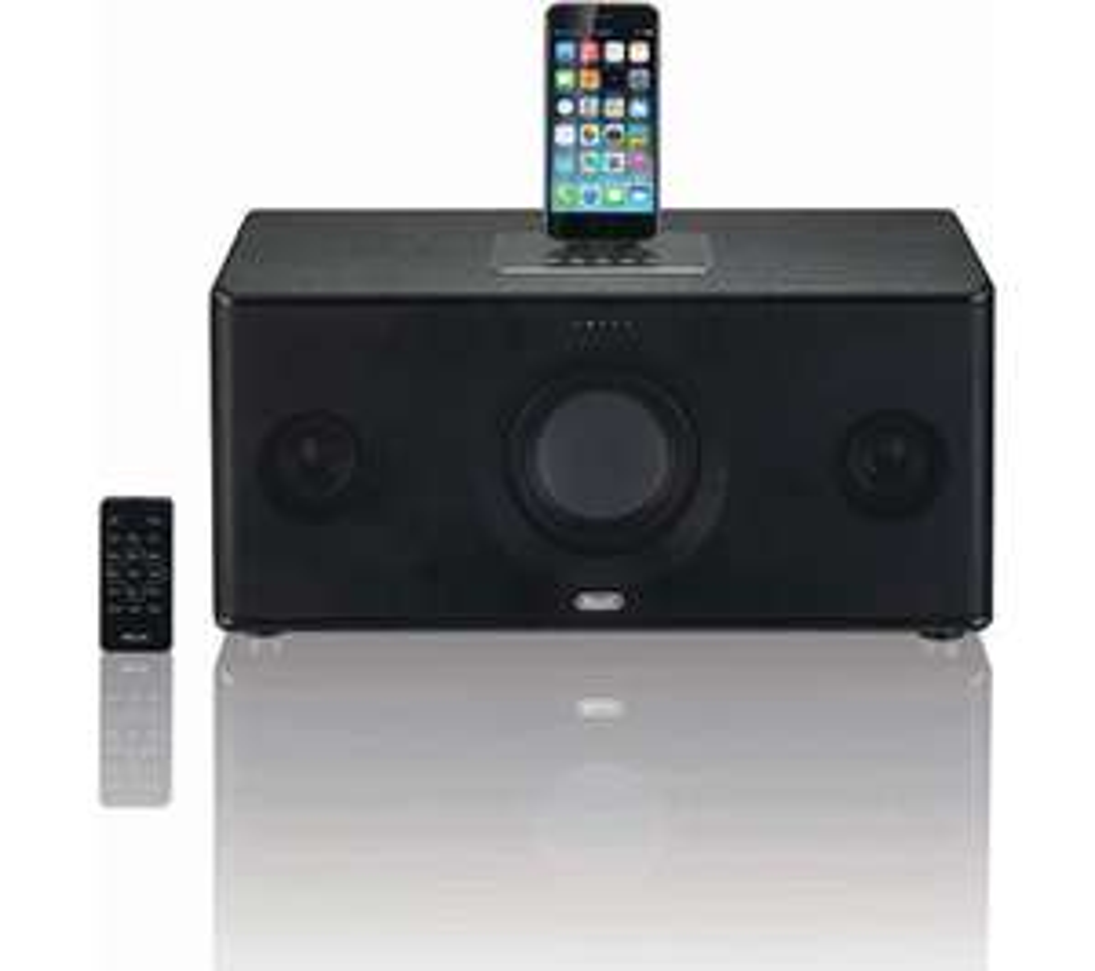 IWANTIT IBTLIA17 Bluetooth Wireless Docking Station - Black 120w - £79.99 @ Currys