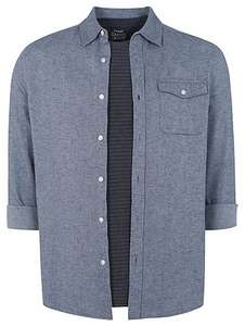 Men's Shirt + T-shirt set size L, was £16 now £8 @ Asdageorge