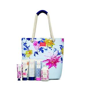 Joules Wonderful Weekend Bag now £24 C+C @ Boots