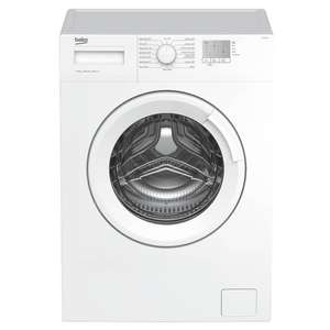 Beko WTG820M1W A+++ ,8kg 1200 Spin Washing Machine in White - £199 @ Co-op Electrical