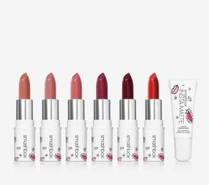 Smashbox BE LEGENDARY LIPSTICK & LIP MATTIFIER SET WORTH £55 only for £15
