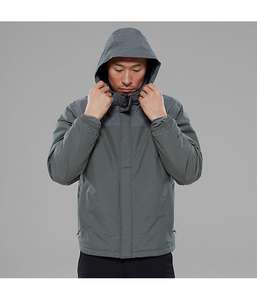 The North Face MEN'S RESOLVE INSULATED JACKET, £70 from NorthFace.com