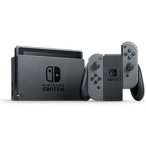 Nintendo Switch Console Neon Red/Neon Blue or Grey (Pre-owned Unboxed) - £219.99 @ Grainger Games (Next Day Delivery)