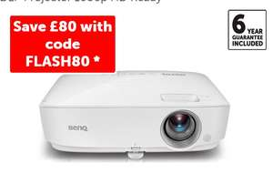 BenQ W1050 DLP Projector 1080p HD Ready £499.99 (with code) @ Richer Sounds