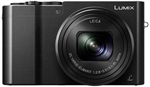 Panasonic Lumix DMC-TZ100EBK (20.1 MP, 25-250 mm, 10x Optical Zoom, F2.8-5.9 Leica Lens) - Black @ Amazon - £455