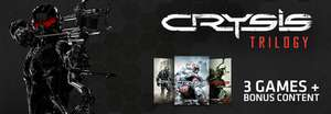 Crysis Trilogy for PC 75% OFF, £6.24 @ Origin