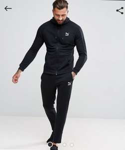 It's back again.. Mens Black Puma Tracksuit @ ASOS - £26