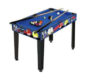 Chad Valley 3ft - 4 in 1 Multi Games Table - includes table football - pool - table tennis - push hockey + accessories £29.99 @ Argos