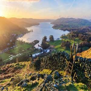 Lake District  - 2-night Cumbria Coaching Inn stay for 2 - £109 (£54.50 pp) + Full Breakfast via Travelzoo