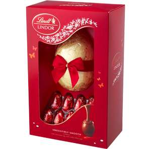 Lindt large Easter egg scanning at £10. Price on shelf is £15. Tesco Walsall