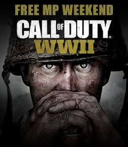 [Steam] Call of Duty: WWII Multiplayer Free Weekend