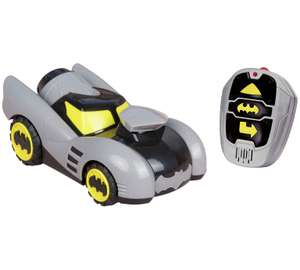 HOLY DISCOUNT BATMAN! DC Super Friends Voice Changer RC Batmobile. Was £24.99 now £13.99 @ Argos