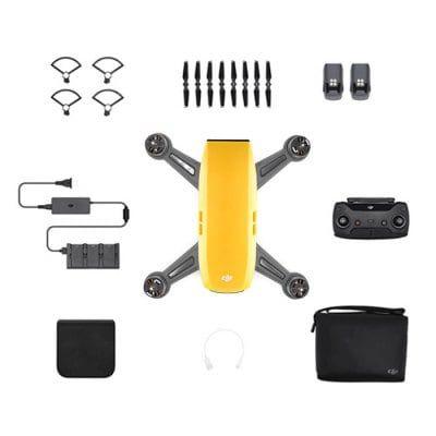 DJI Spark Mini RC Selfie Drone £440.39 @ Gearbest