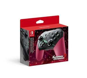 Xenoblade Chronicles 2 Pro Controller (Nintendo Switch) - £53.99 @ graingergames