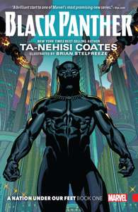 Free digital copy of Black Panther collection at Comixology