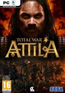 TOTAL WAR: ATTILA PC/MAC DIGITAL (Steam) £5.99 @ GamesRepublic