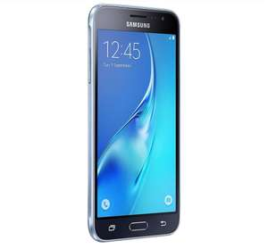 Samsung J3 Black (2016) -SIM Free Tesco £128.99 free delivery