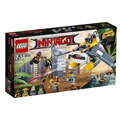 LEGO Ninjago Movie Master Falls: 50% Reduced to Clear £12.50 @ Tesco