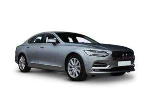 Volvo S90 Diesel Saloon D4 Momentum - Car lease - 18 months - £5487.98 (8K Mileage) @ Applied Leasing